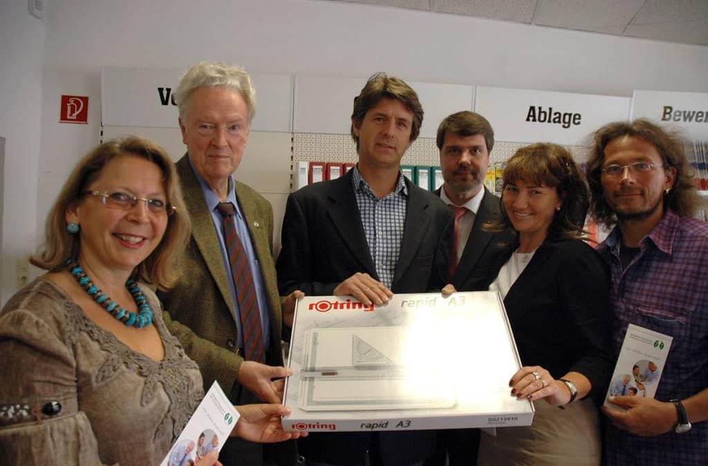 Heinrich-Bußmann-Schule – Neue Stiftung wird erstmals tätig